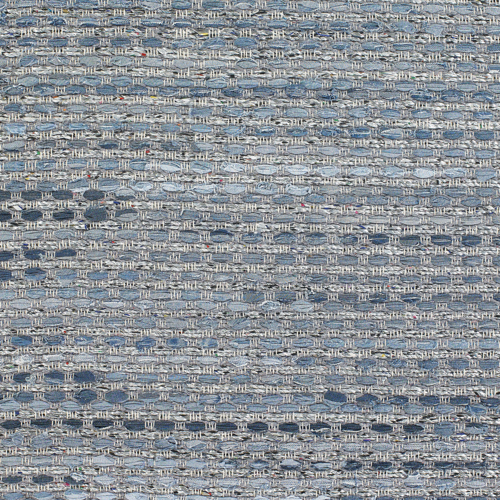 Easton Collection Hand-Woven Area Rug in Blue design by Chandra rugs