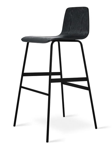 Lecture Bar Stool in Multiple Finishes by Gus Modern