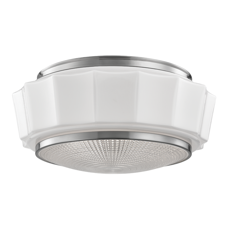Odessa 3 Light Flush Mount