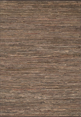 Edge Rug in Brown by Loloi