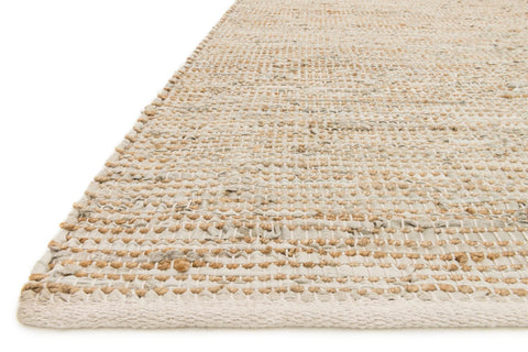Edge Rug in Ivory design by Loloi