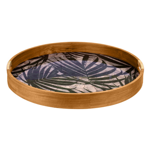 Edith Round Tray by Selamat