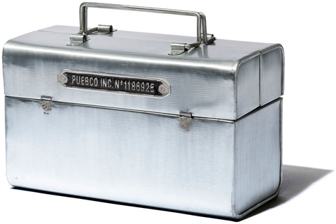 Steel Tool Box design by Puebco