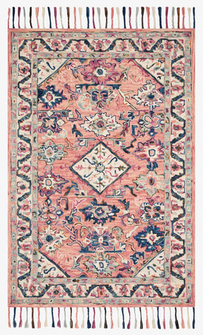 Elka Rug in Pink by Loloi II