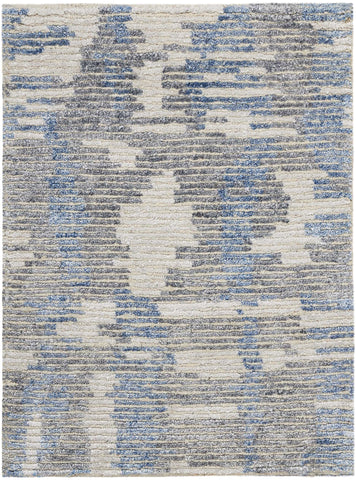 Ellora Blue Area Rug design by Nourison
