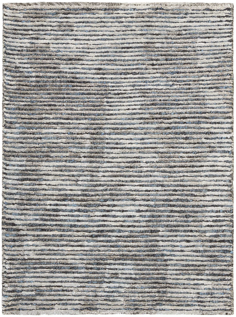 Ellora Slate Area Rug design by Nourison