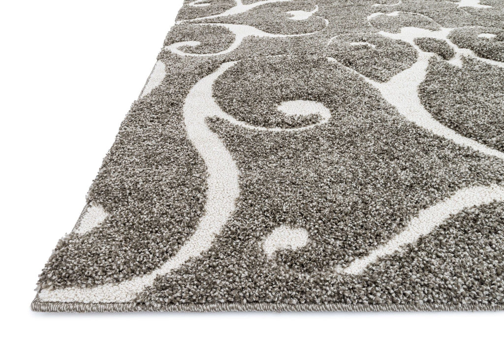 Enchant Rug in Smoke by Loloi