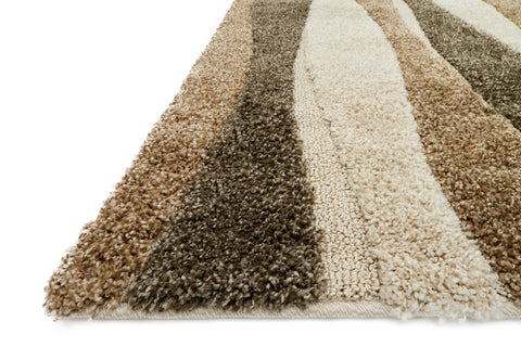 Enchant Rug in Neutral by Loloi