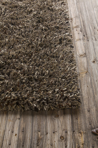 Estilo Collection Hand-Woven Area Rug in Tan & Brown