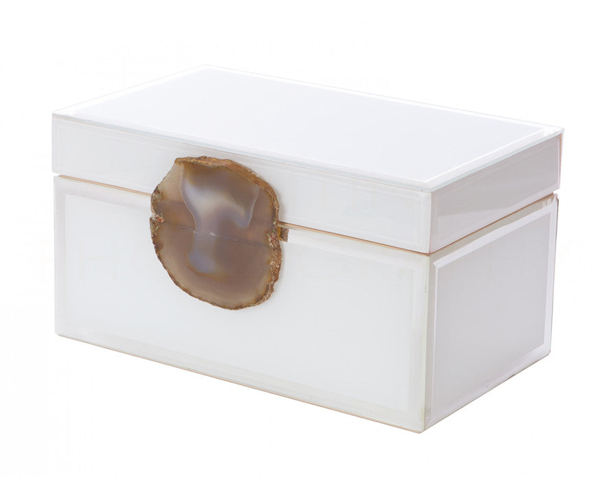 Lillian Jewelry Box With Insert Tray Design By Aidan Gray