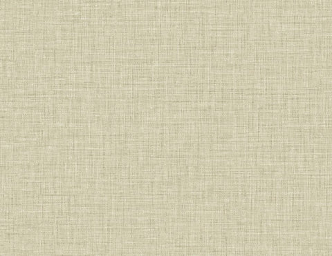 Easy Linen Wallpaper in Mindful Grey from the Texture Gallery Collection by Seabrook Wallcoverings