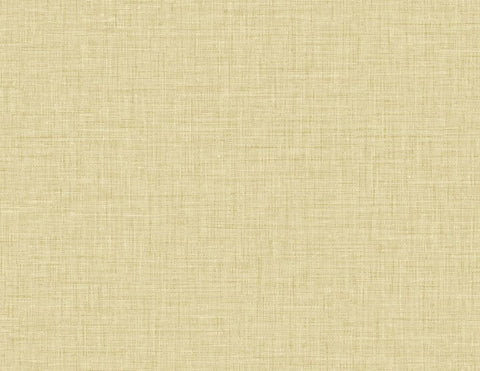 Easy Linen Wallpaper in Sandy Shores from the Texture Gallery Collection by Seabrook Wallcoverings