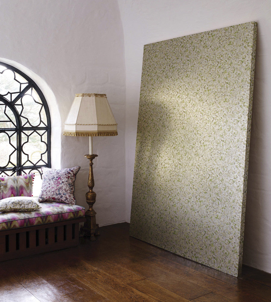 Ebru Wallpaper from the Pasha Collection by Osborne & Little