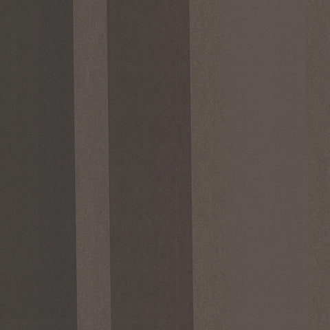 Edessa Espresso Stripe Wallpaper from the Savor Collection by Brewster Home Fashions