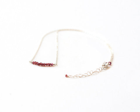 Emily Necklace in Assorted Colors