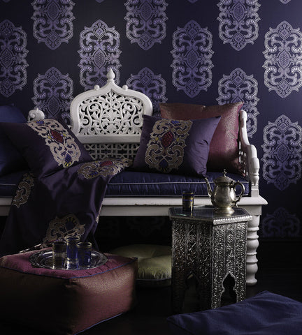 Empress Wallpaper by Matthew Williamson for Osborne & Little