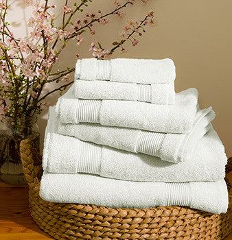 Essence Complete Bath Set in Assorted Colors design by Turkish Towel Company