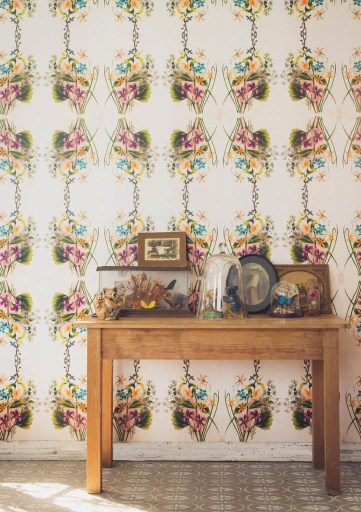 Euphemia 3 Wallpaper from the Lazybones Collection by Milton & King