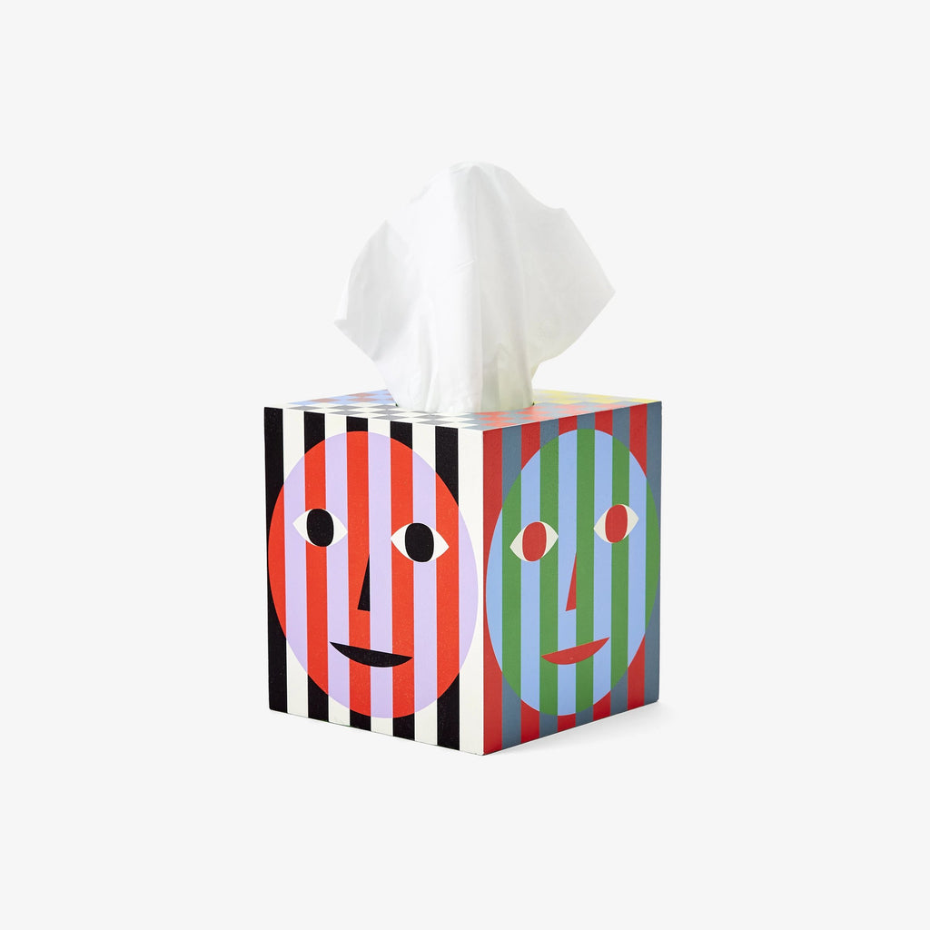 Everybody Tissue Box design by Areaware