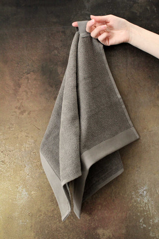 Everyday Hand Towel in multiple colors by The Organic Company