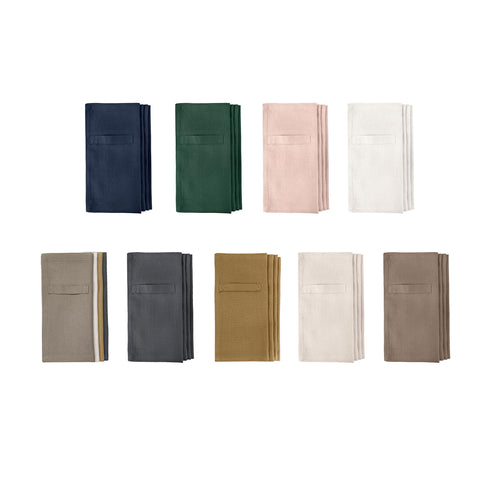 Everyday Napkin in Various Colors