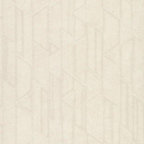 Exponential Wallpaper in Bone from the Moderne Collection by Stacy Garcia for York Wallcoverings