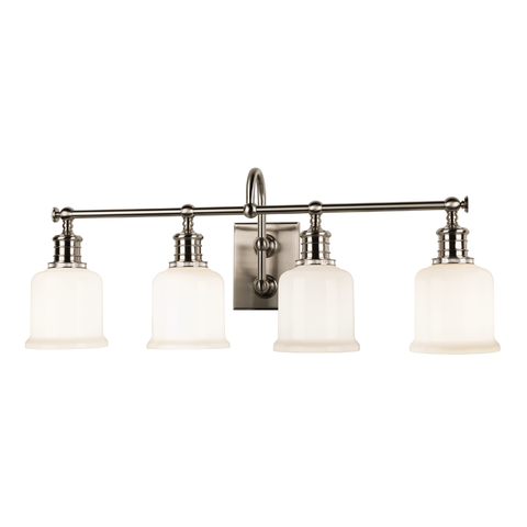 Keswick 4 Light Bath Bracket by Hudson Valley Lighting