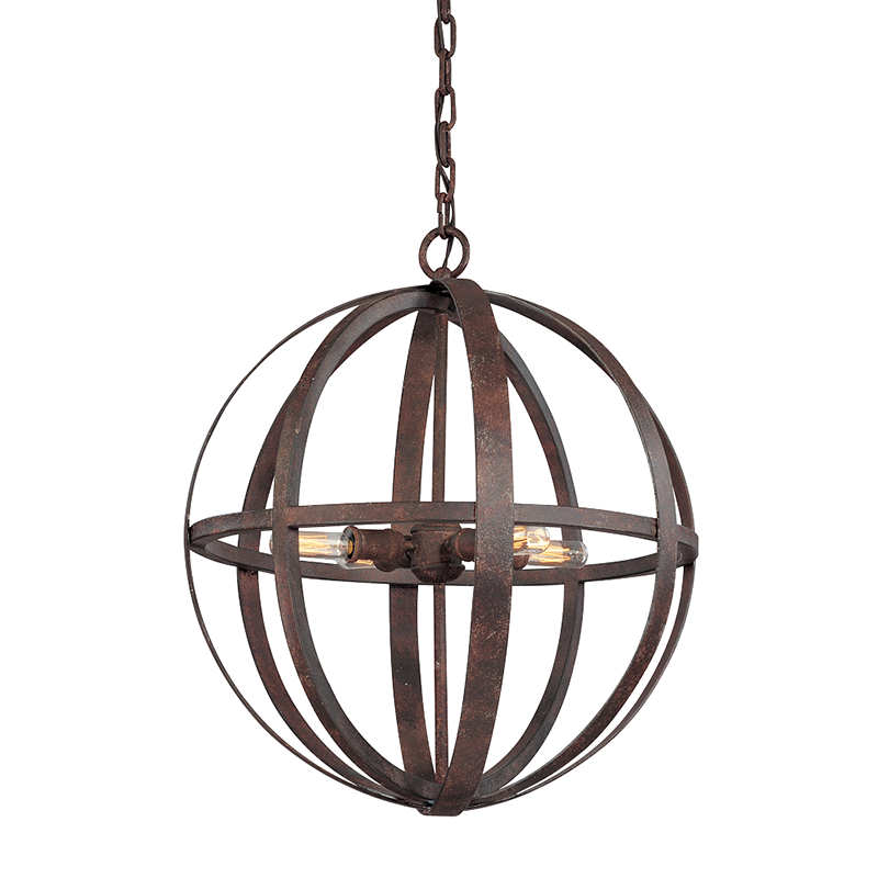 Flatiron Pendant Medium by Troy Lighting