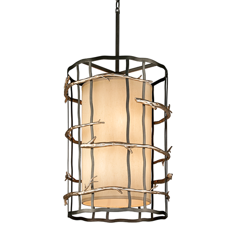 Adirondack Entry Pendant Large by Troy Lighting