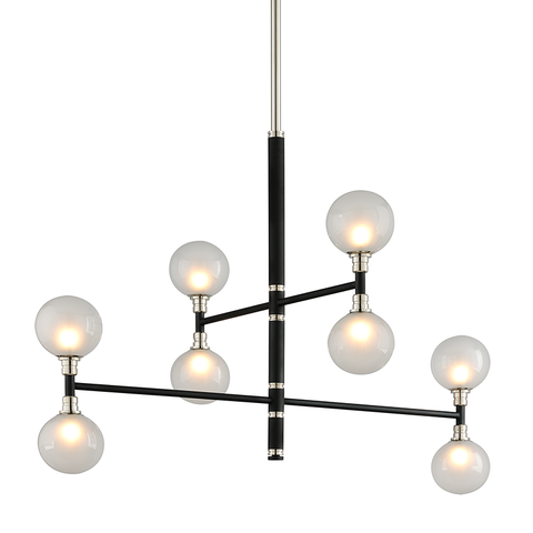Andromeda 2 Tier Chandelier by Troy Lighting