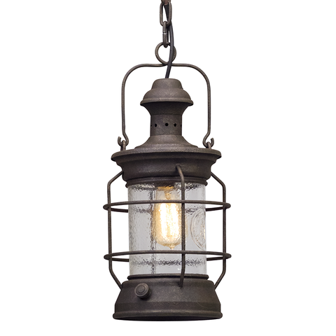 Atkins Hanger Lantern Medium by Troy Lighting