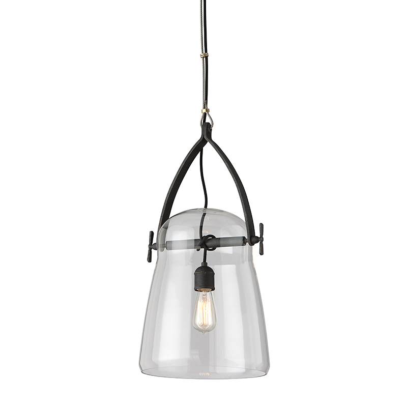 Silverlake Pendant Medium by Troy Lighting