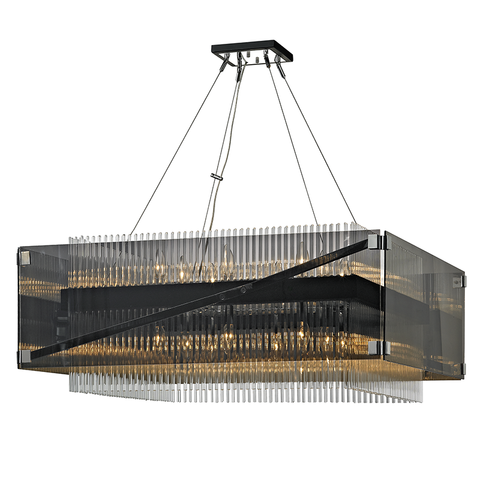 Apollo Chandelier by Troy Lighting