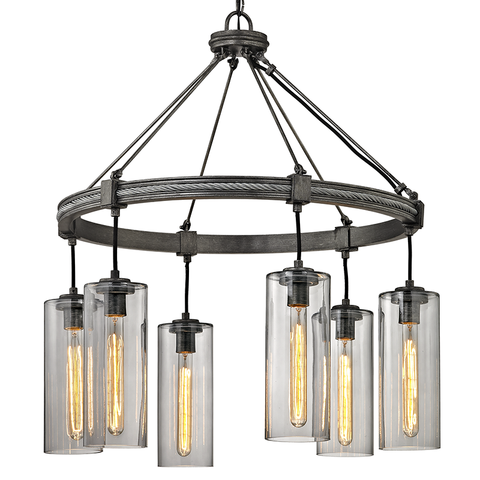Union Square Pendant by Troy Lighting