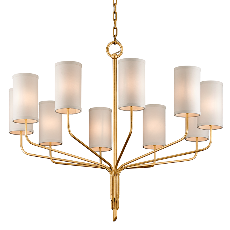 Juniper 10 Light Chandelier