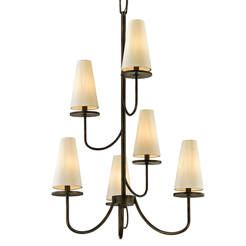 Marcel 6 Light Chandelier
