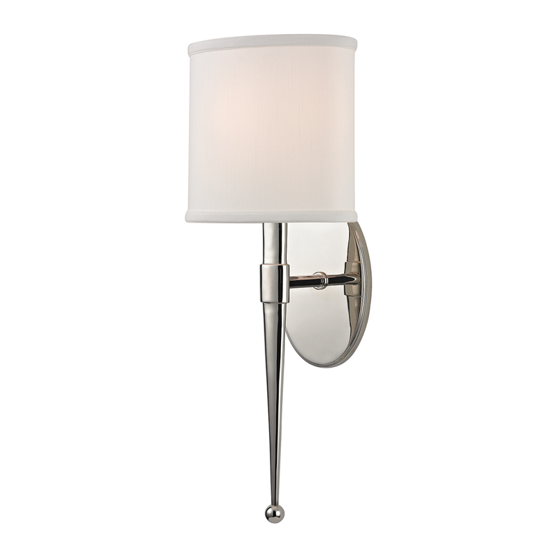 Madison 1 Light Wall Sconce by Hudson Valley Lighting
