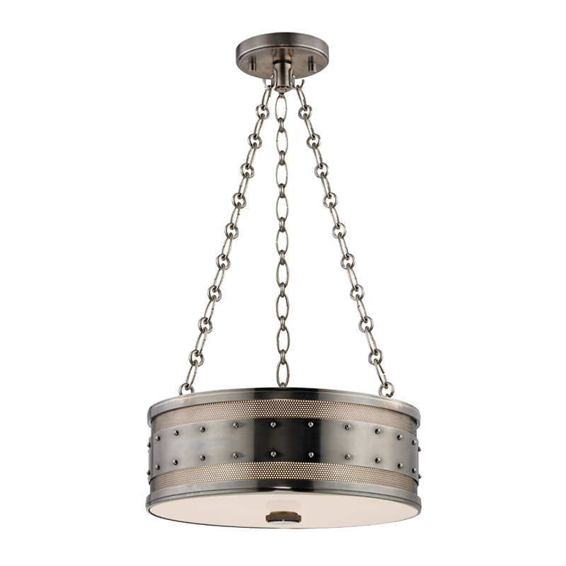 Gaines 3 Light Pendant by Hudson Valley Lighting