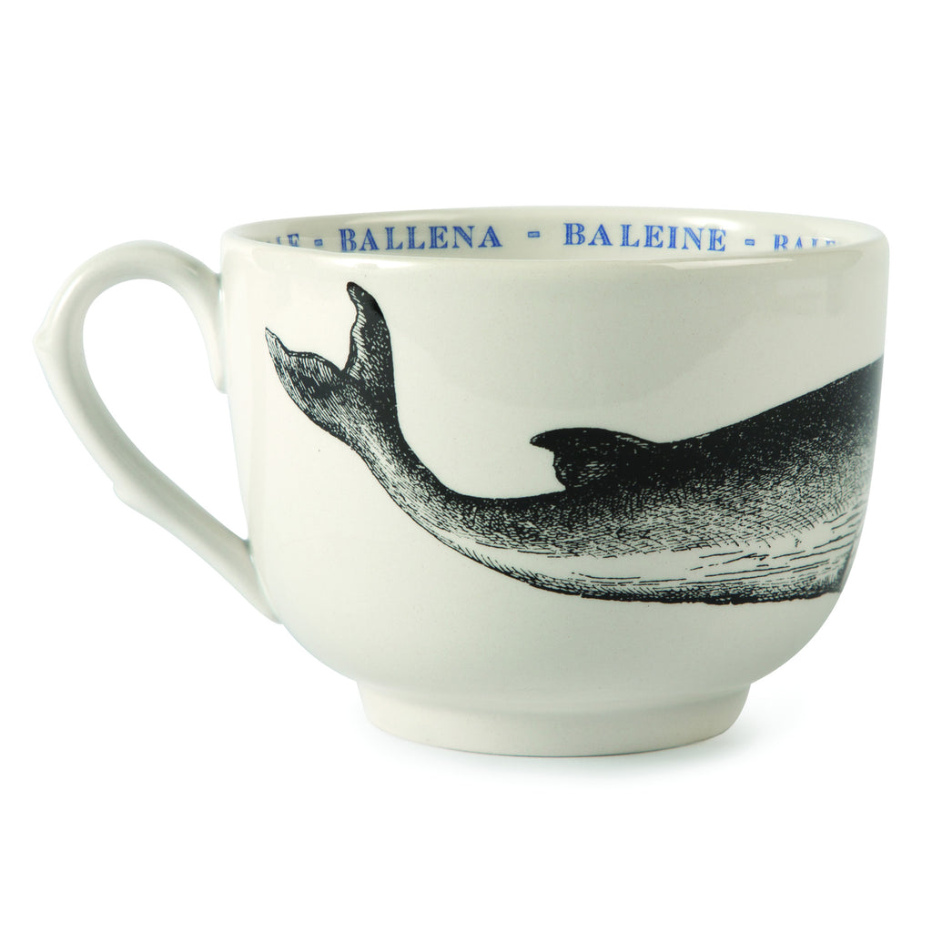 Whale Fauna Cups design by Sir/Madam