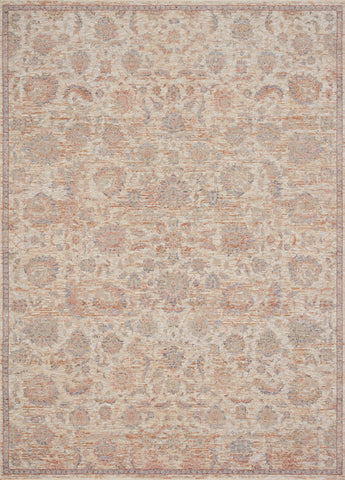 Faye Rug in Beige / Multi by Loloi