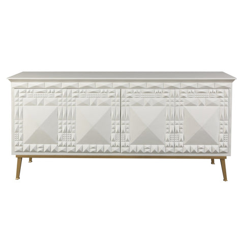 Sydney Mod Pyramids Credenza in Various Colors design by Selamat