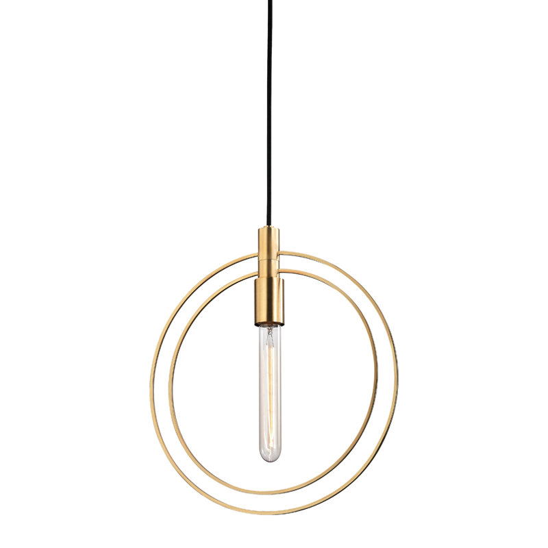 Masonville 1 Light Pendant by Hudson Valley Lighting