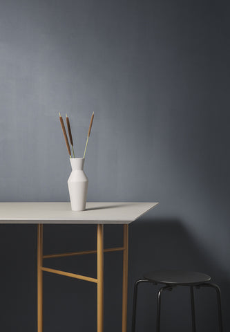 Mingle Table Top in Linoleum Light Grey by Ferm Living