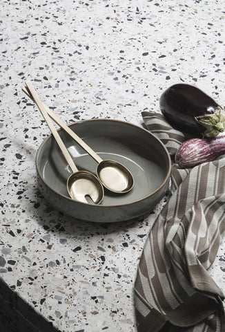 Fein Salad Servers design by Ferm Living