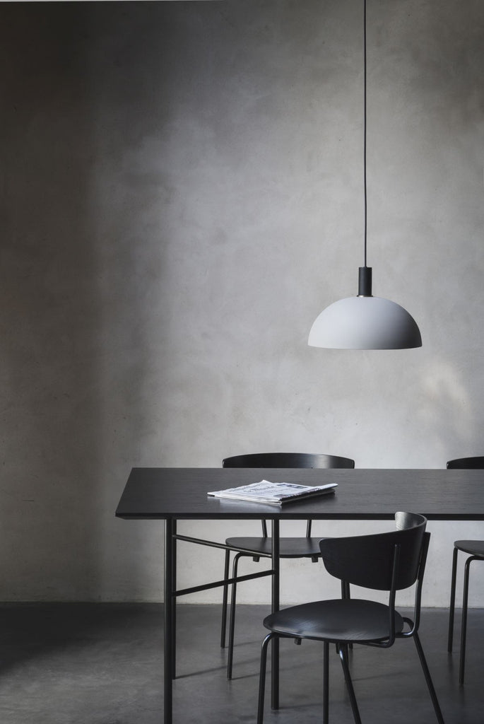 Dome Shade in Light Grey by Ferm Living