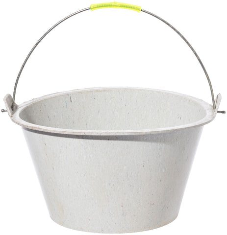Recycled Sole Rubber Bucket - Round