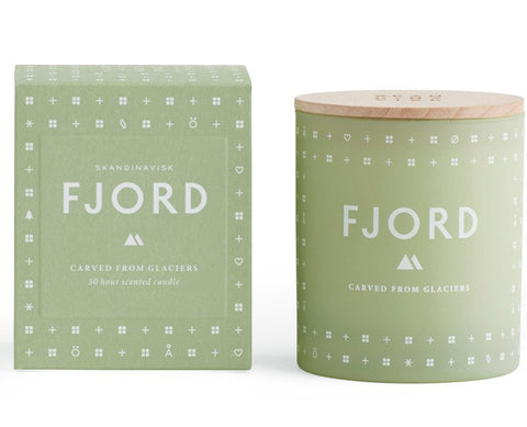 FJORD Scented Candle design by Skandinavisk