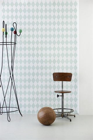 Harlequin Wallpaper design by Ferm Living