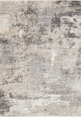 Franca Rug in Granite by Loloi