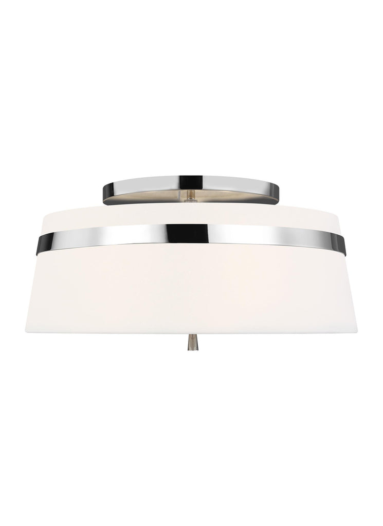 Cordtlandt Large Flush Mount by AH by Alexa Hampton